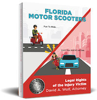 Florida Motor Scooters - Fun to Ride Until You Are Hit on One