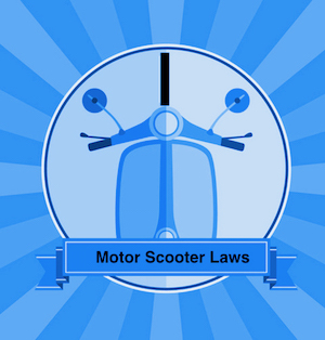 Is Lane Splitting Allowed in the State of Florida by Motor Scooter Operators?
